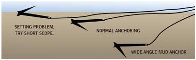 Anchor Tips - Soft Mud Bottoms