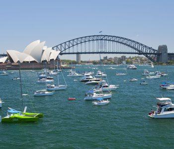 Sydney Harbour Boating
